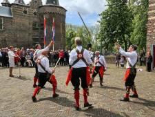 Zo'n 100 Morrisdansers bijeen in Helmond