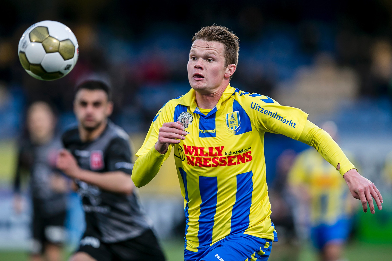 Pieter Langedijk voorkomt met een doelpunt tegen MVV dat de al lang vertrokken Arsenio Valpoort clubtopscorer wordt.