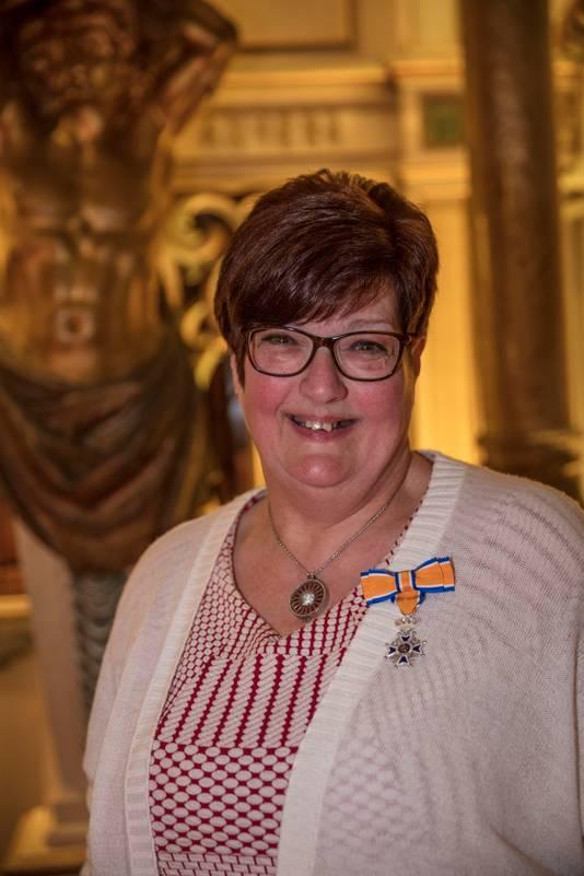 Anja Spierings-van Deursen.