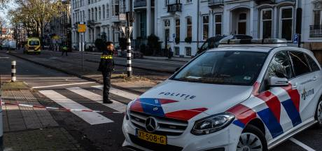Explosief aangetroffen in portiek Plantage Parklaan