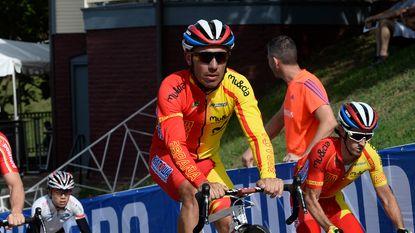Geen Rodriguez in Ronde van Lombardije