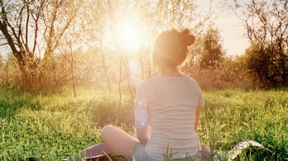 NINA summer challenge: een week lang elke dag mediteren