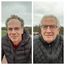 Frank Dols en Gerard Geevers.