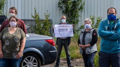 Na protest over nieuw woonproject Veldstraat: schepencollege weigert vergunning