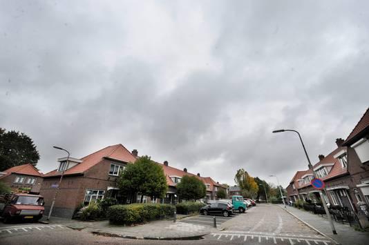 De wijk Nieuwstraatkwartier in Almelo