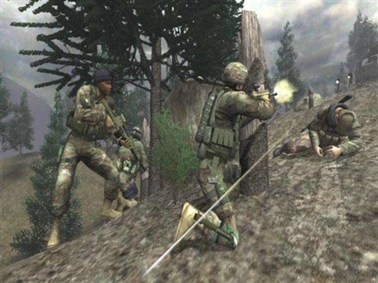 Ghost Recon op de Xbox Beeld -