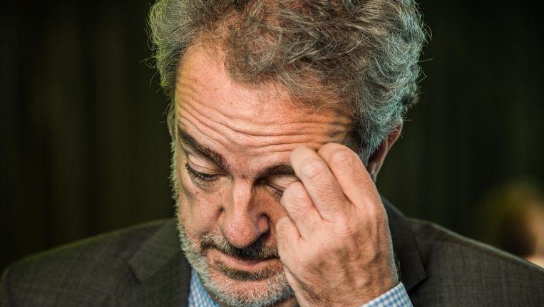 Vlaams Belang-voorzitter Gerolf Annemans