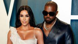 """Staat huwelijk van Kim Kardashian en Kanye West op instorten? """"Ze wonen regelmatig in aparte huizen"""""""