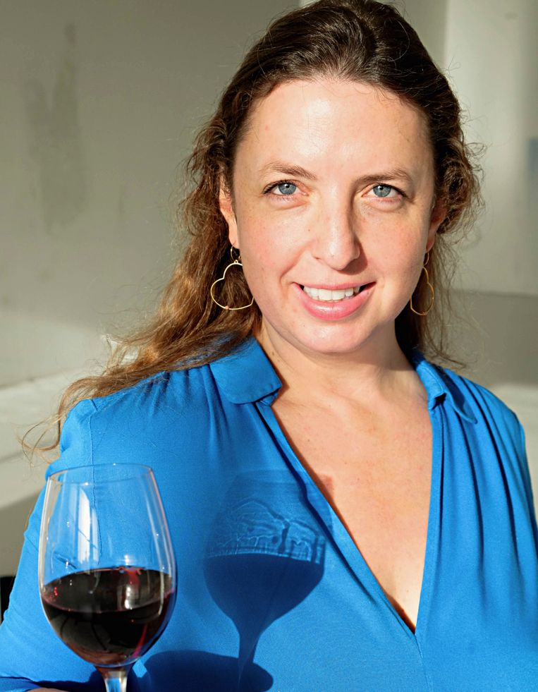 Alice Bown is bekroond als Winelady of the Year.
