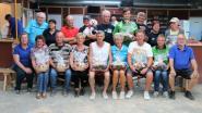 32 teams in open-zomertornooi van petanqueclub Paviljoen
