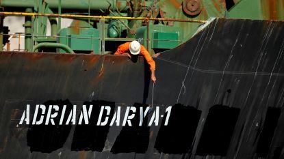 Pompeo: laat Iraanse tanker niet aanleggen