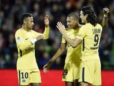 'Neymar zegt sorry voor gedrag, rijen bij PSG weer gesloten'