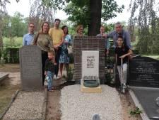 Graf van Elspeter verzetsheld Hans Blankenberg gerenoveerd, mede dankzij lokale gemeenschap