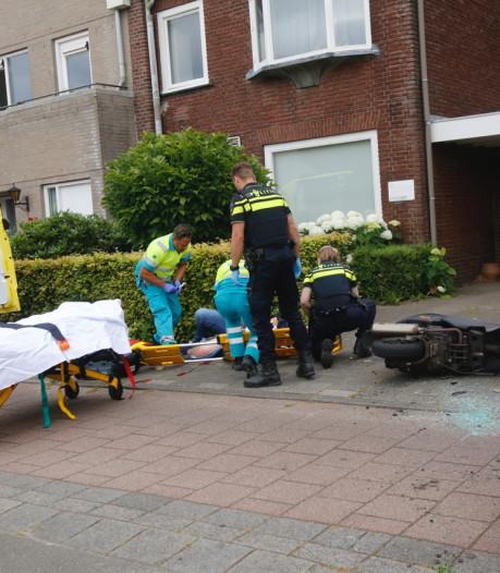 Man gewond bij aanrijding op Tongelresestraat in Eindhoven