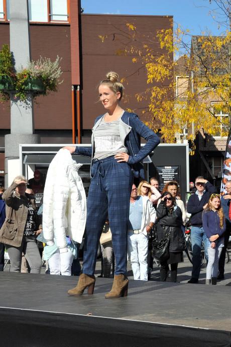 Modeshow in Dordtse binnenstad keert na jaren afwezigheid terug