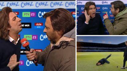 Portugese televisie maakt dolkomische parodie op fopduik Sa Pinto én veelbesproken interview achteraf