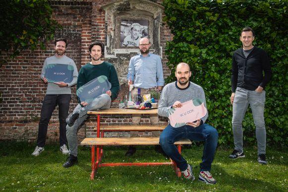 De mannen van Foodie Foodpacker  slaan de handen in elkaar met De Bevoorrading om pakketten voor Moederdag aan te bieden.