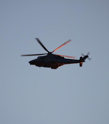 Rechter staat 'pretvluchten' met helikopter toe