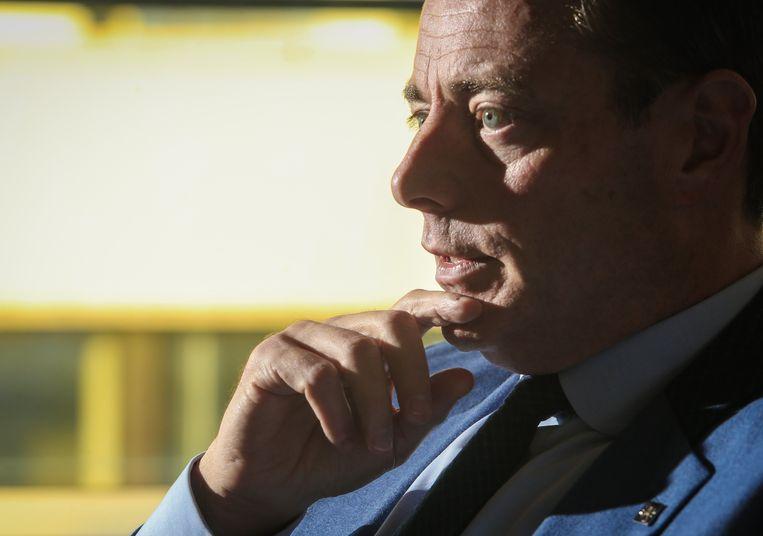 De Antwerpse burgemeester Bart De Wever.