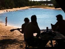 Geen recreanten meer in natuurgebied Looserplas, teleurstelling bij vakantiegangers
