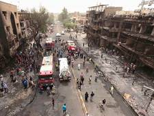 Zeker 10 doden bij bomaanslag in centrum Bagdad