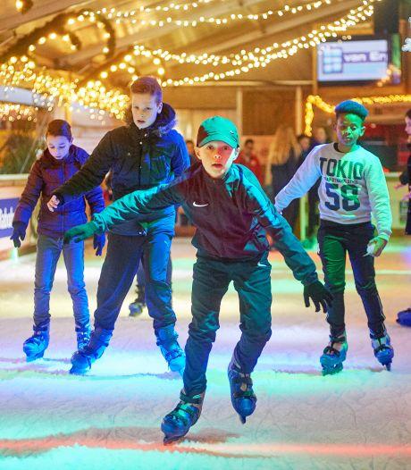 Wijchen kan ook niet schaatsen op baan Oss