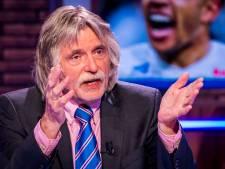 Johan Derksen mag na zware val van trap morgen naar huis: 'Ik herinner me niks'