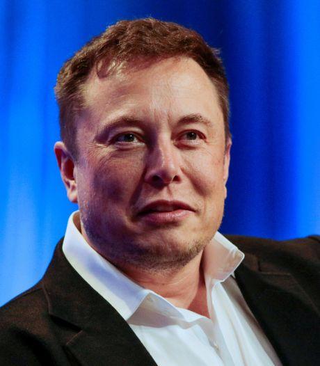 Elon Musk: 'Je gaat de wereld niet veranderen in 40-urige werkweek'