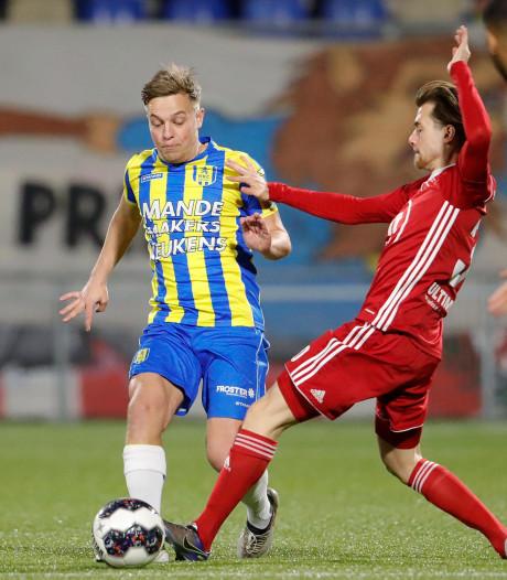 RKC blaft, maar bijt niet tegen Almere City: 0-1