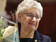 Vrijwilligster Gerda Wagemans (81)uit Nuland vijftig jaar lid Gemengd Kerkkoor