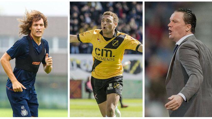 De nieuwe Courtois, twee paars-witte talenten en de voorganger van Carrasco: deze landgenoten schitteren vanaf vanavond in de Eredivisie