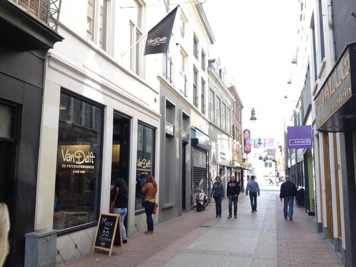 Pepernotenwinkel in de Kerkstraat