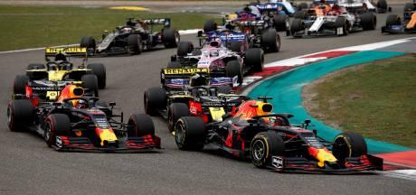 China ziet af van internationale sportevenementen, mogelijk uitzondering voor Formule 1