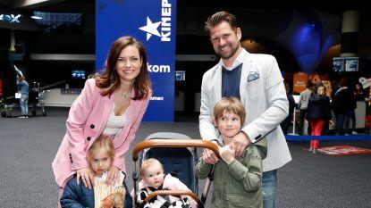 """Ex-Miss Belgian Beauty Zsofi Horvath vertelt over miskraam: """"In ons hoofd waren we al met z'n drietjes"""""""