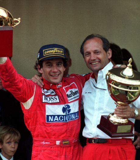 De geest van Ayrton Senna waart nog altijd rond in de Formule 1