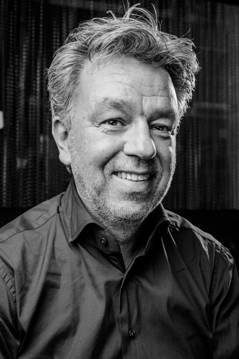 Yves Gijrath, founder/ceo LXRY Media Group. Organiseert onder meer de beurs Masters of LXRY Beeld Martin Dijkstra