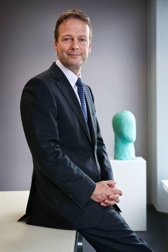 Ton Büchner stapte vorige week op als bestuursvoorzitter, vanwege gezondheidsredenen