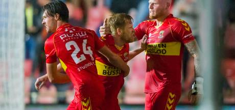 GA Eagles-spits Verheydt: blessure, wissel en gouden doelpunt