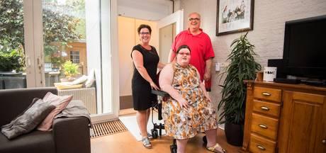 Carlijn viert het leven ondanks zeldzame ziekte