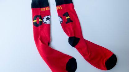 Zeeman vs. voetbalbond over Duivels-sokken: 0-1