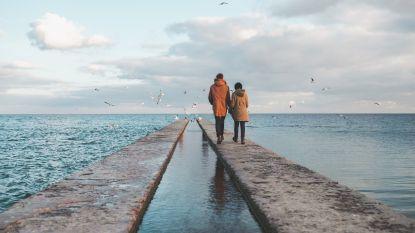 Winterse wandelingen om uit te waaien aan zee