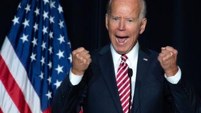 Voormalig vicepresident Joe Biden stelt zich officieel kandidaat voor Witte Huis