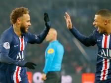 PSG met moeite langs Nantes