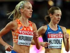 WK-deelname mogelijk in gevaar voor Susan Krumins: 'Zwaar trainen zit er nu niet in'