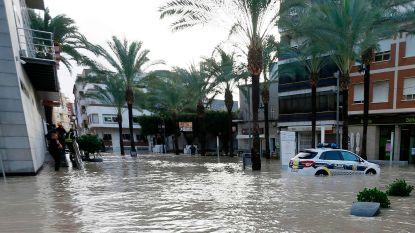 Nederlander (66) meegesleurd door overstromingen in Spanje