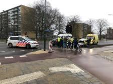 Scooterrijder gewond bij een aanrijding in Veenendaal