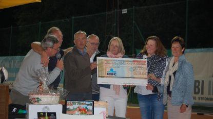 Tennisclub doneert 30.000 euro aan KoTK