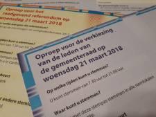 Eenderde van inwoners Deurne heeft gestemd