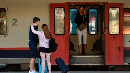 Treinbegeleiders staken vandaag: 3 op de 5 treinen rijden, focus op festivals en de kust