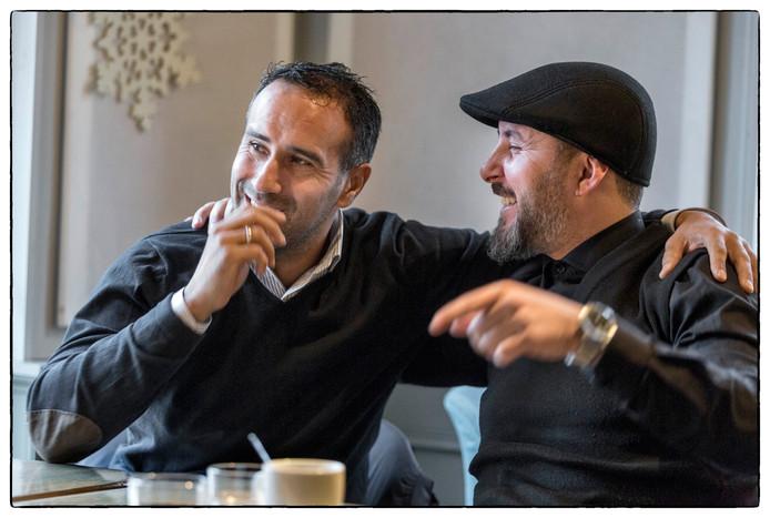 Dries Boussatta en Ali El Khattabi.